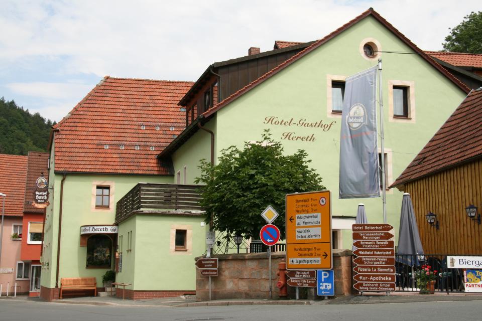 Hotel-Gasthof Hereth**