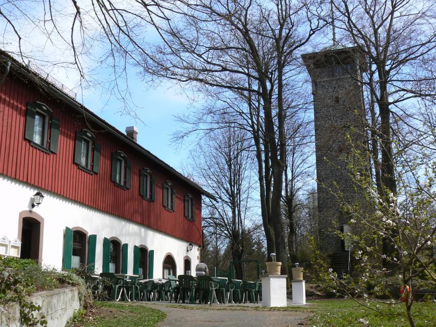 Ausflugsgaststätte Weißenstein
