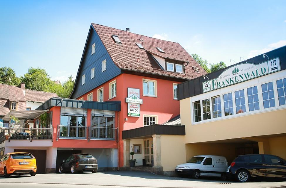 Gasthof & Metzgerei Frankenwald