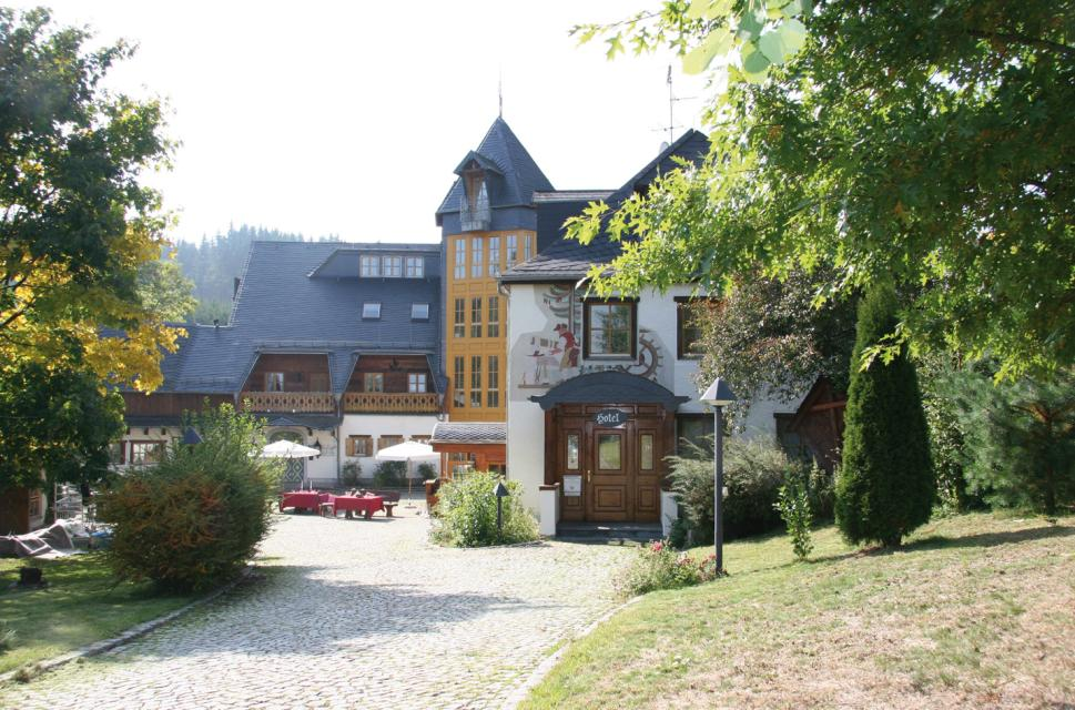 Hotel Gutshof Culmitzhammer