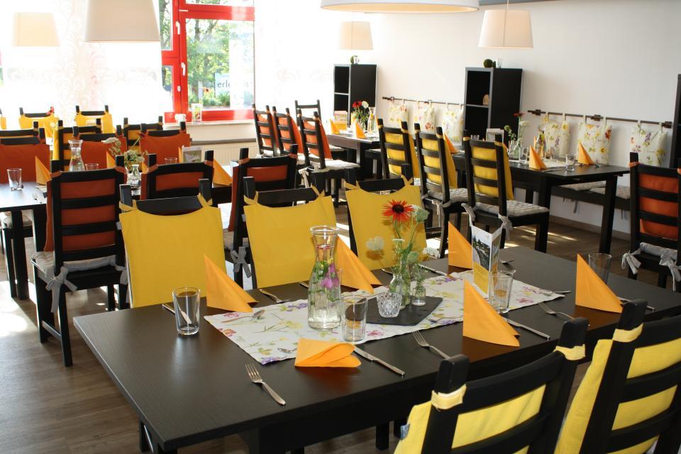 Arnika Café in der Arnika Akademie