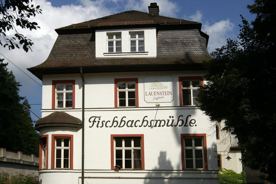 Fischbachsmühle - Confiserie Lauenstein