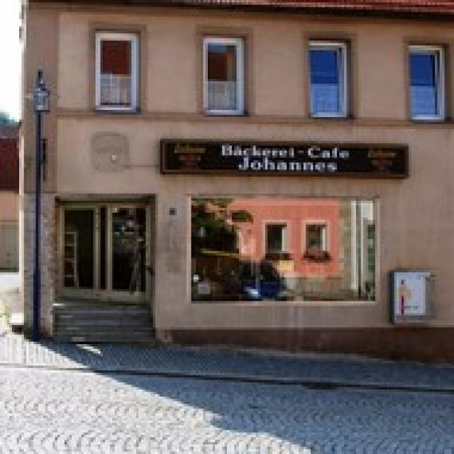 "Café & Bäckerei ""Johannes"""