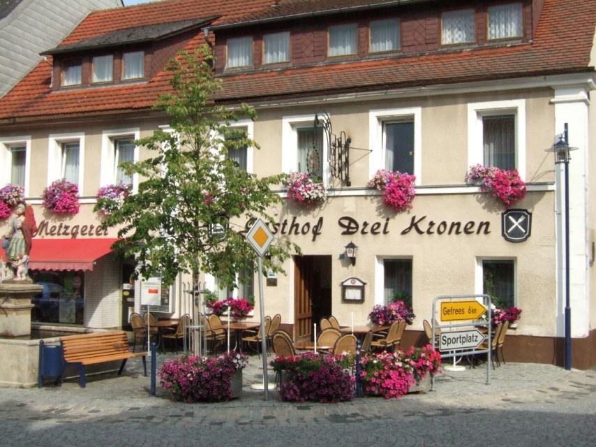 """Landgasthof """"Drei Kronen"""""""