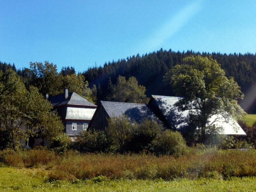 """Dekanatsjugendheim Effeltermühle, """"Franz v. Assisi-Haus"""""""