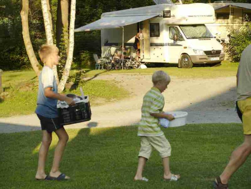 Campingplatz Schloss Issigau