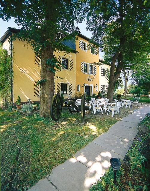 Schloss Issigau - Gästehaus - Ferienwohnungen - Campingplatz