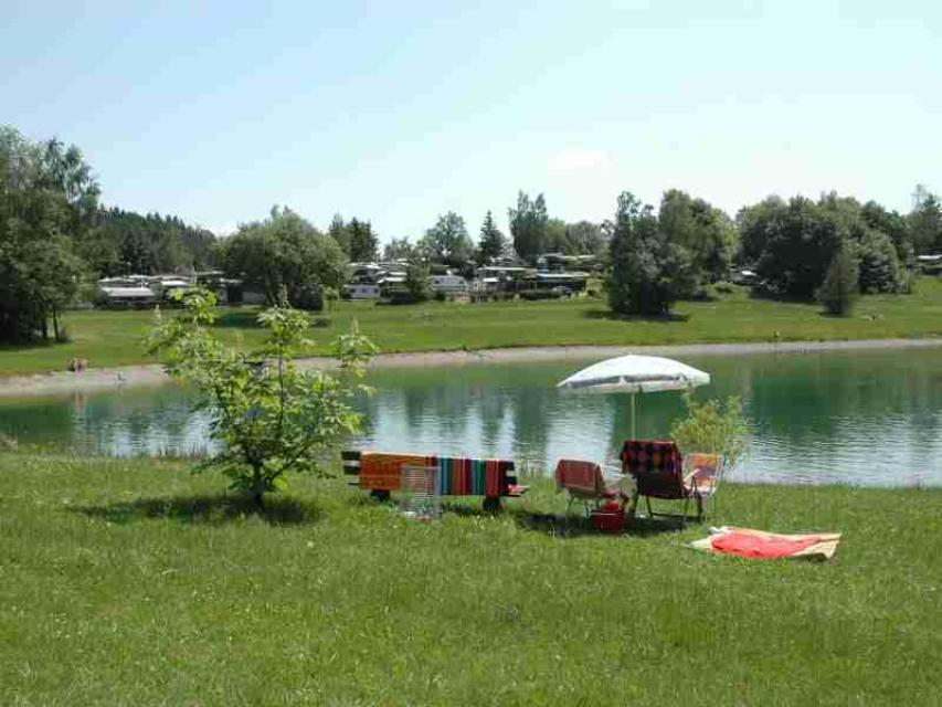Campingplatz Auensee