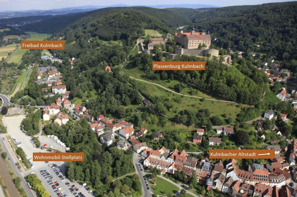 - Touristinformation Kulmbach