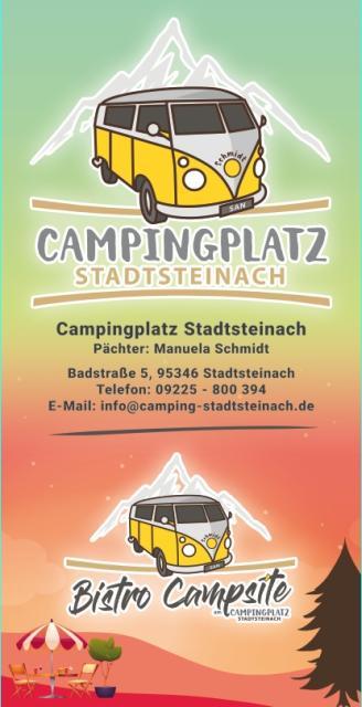 - Camping Stadtsteinach, Manuela Schmidt