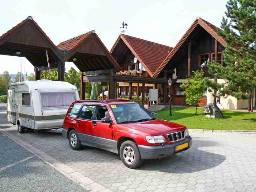 Campingplatz Stadtsteinach