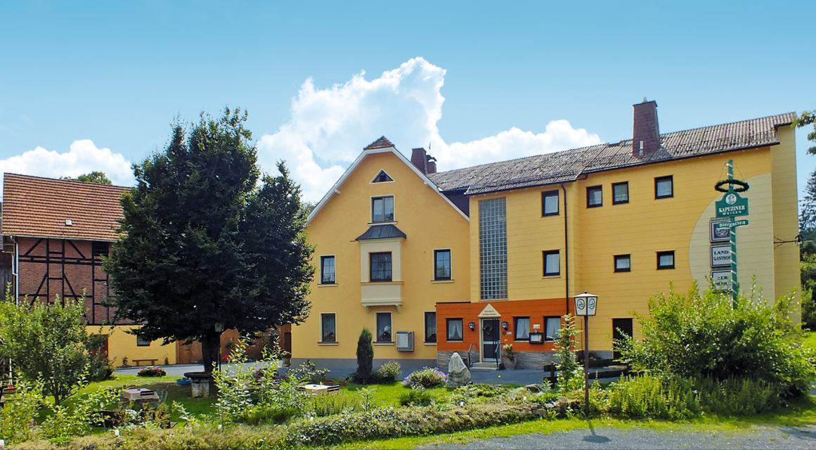 - Landgasthof Zur Mühle
