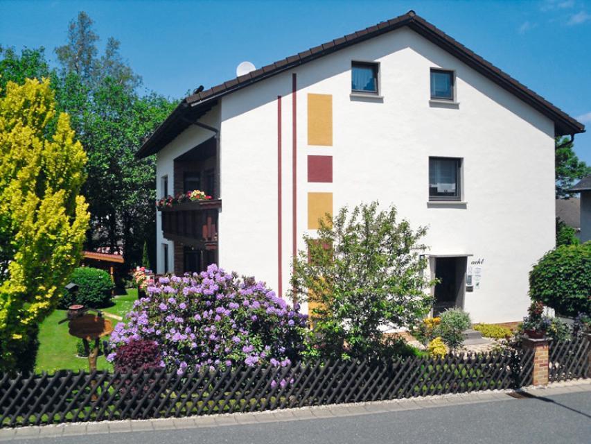 Ferienwohnungen und Gästezimmer Marion Herrmann