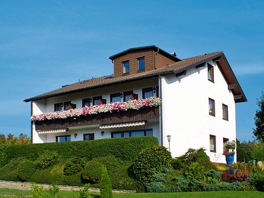 Prinzregent Luitpold Hotel Garni