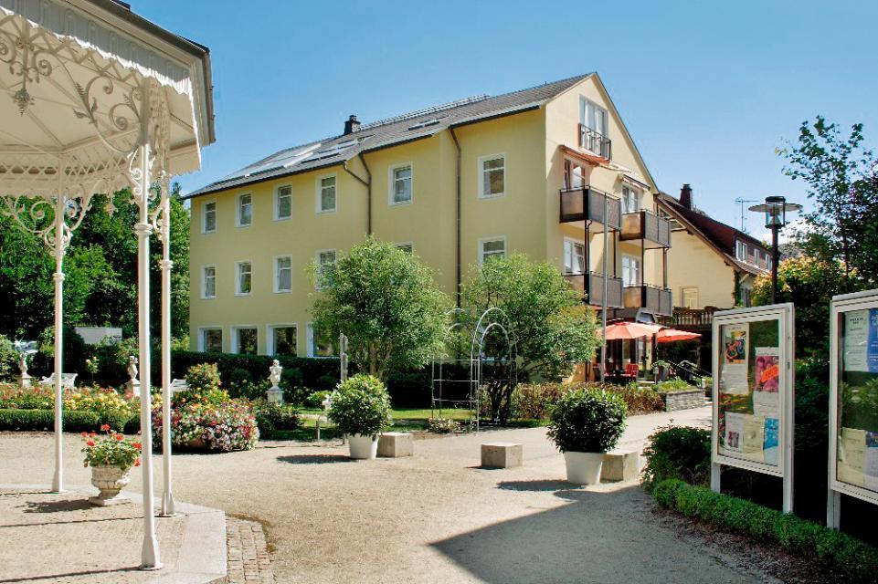 Wohlfühlhotel am Rosengarten garni