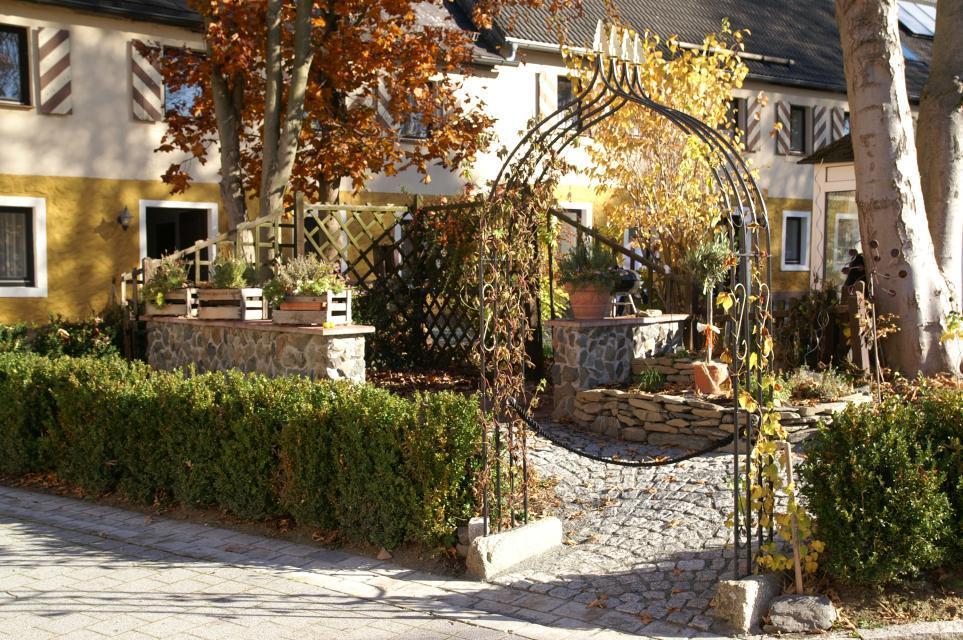Schloss Issigau - Fewo 3 -