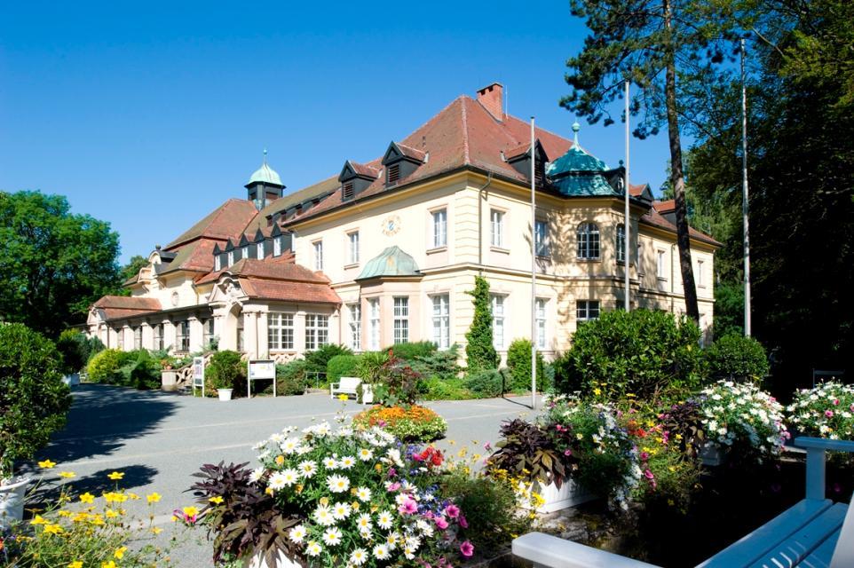 - Bayerisches Staatsbad Bad Steben