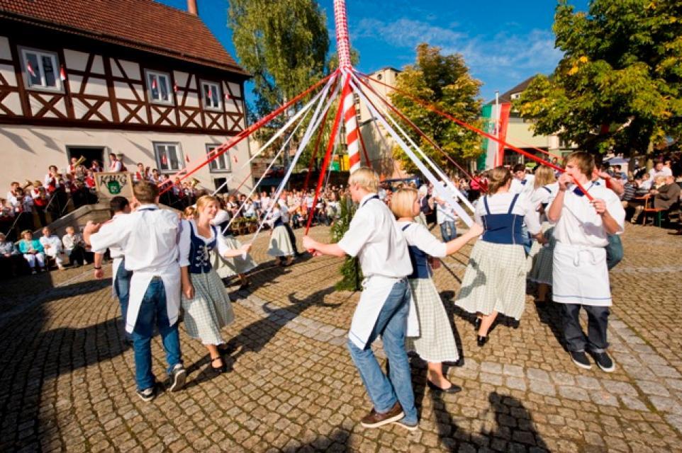 Andreas Hub / laif - Frankenwald Tourismus/Andreas Hub