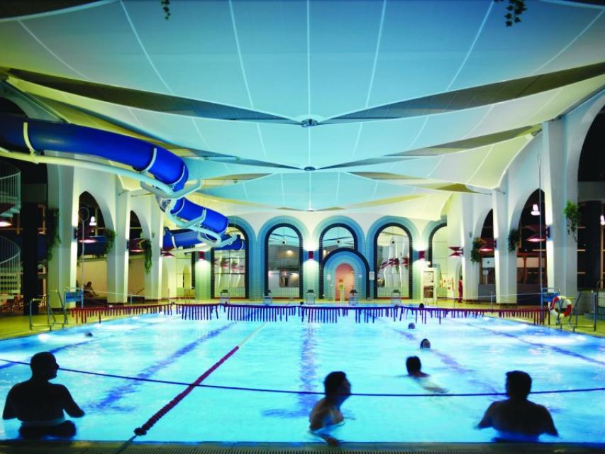 Spaß- und Erlebnisbad HofBad