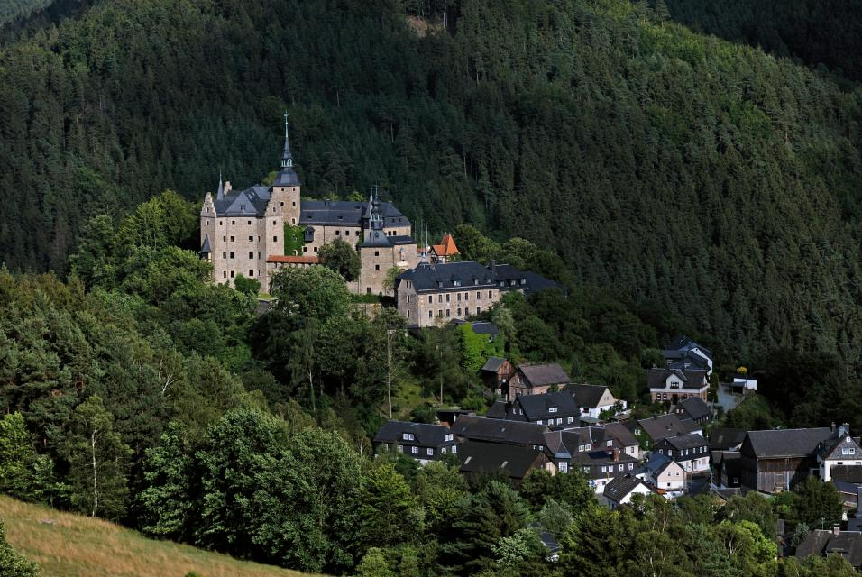 - Frankenwald Tourismus/Enrico Martino