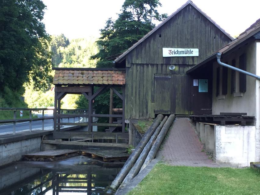 Mühlenmuseum Teichmühle