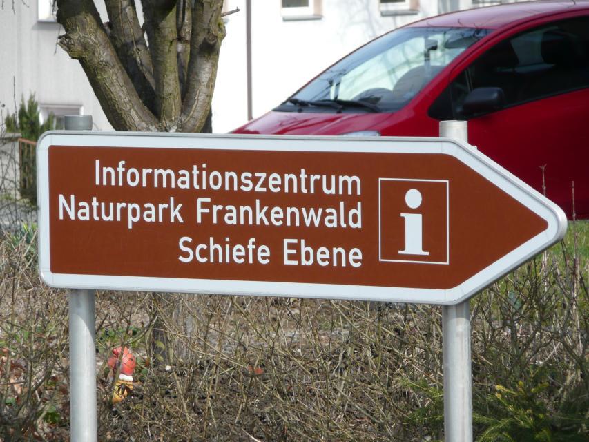 - Naturpark Frankenwald