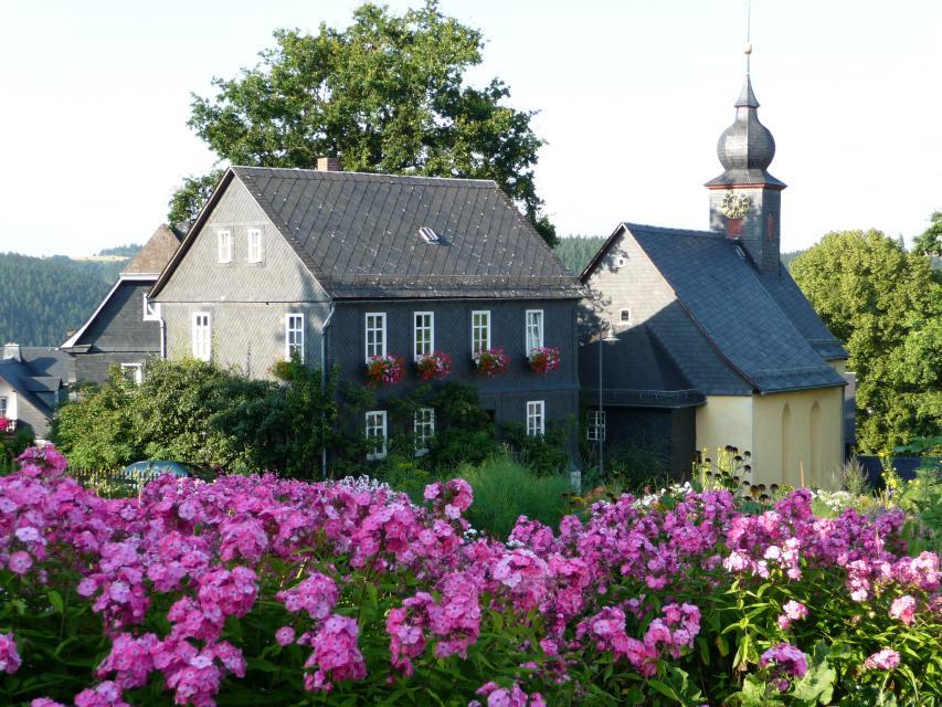 - Touristinformation Rennsteigregion im Frankenwald