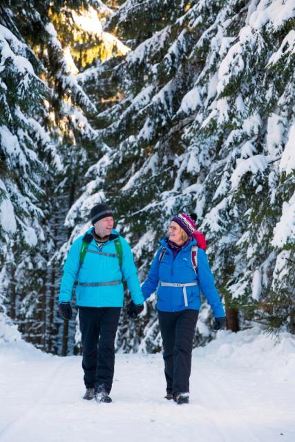 Winterwanderweg 3 Presseck