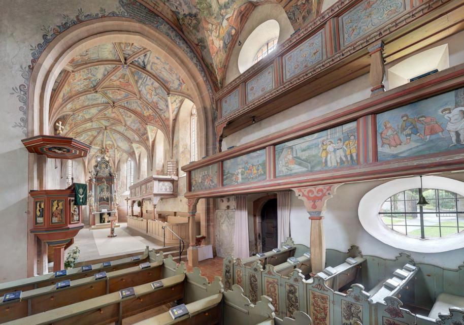Evangelische Pfarrkirche Zur Heiligen Dreifaltigkeit