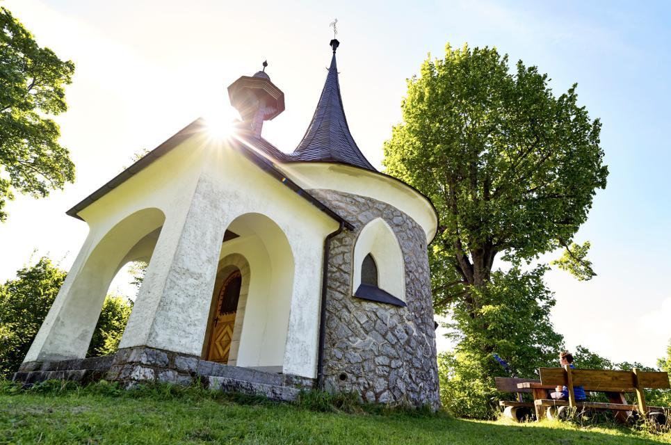 Schloßbergkapelle Wallenfels