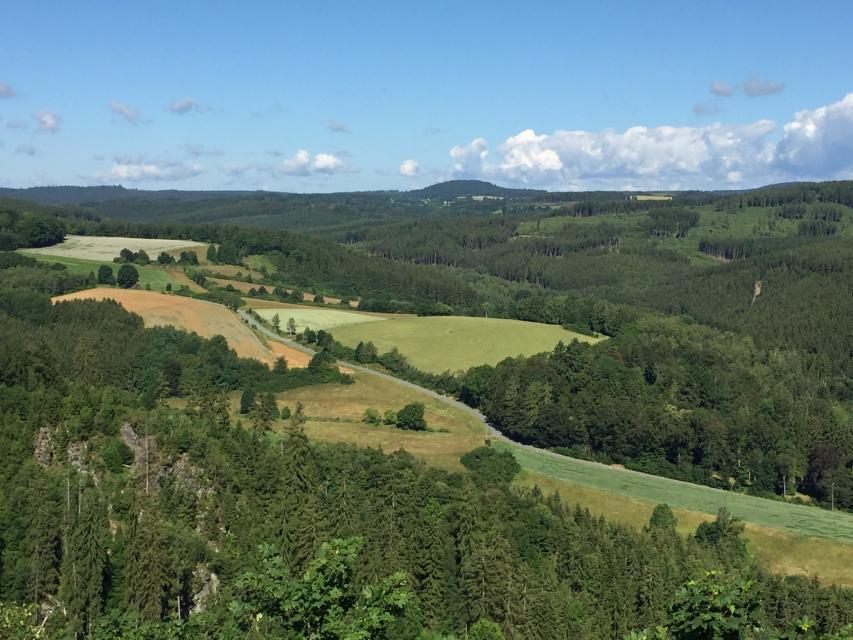 Frankenwald Tourismus