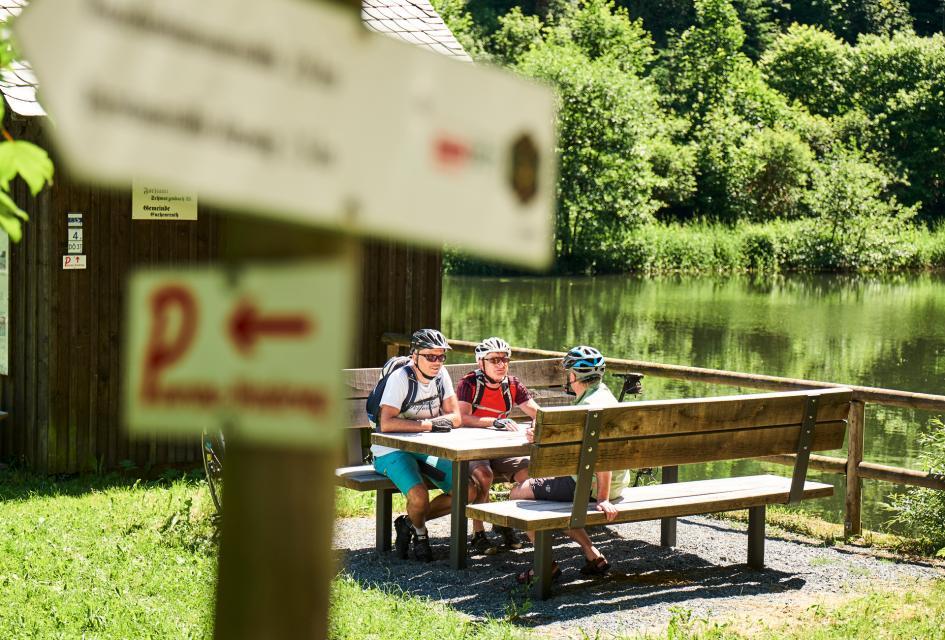 - Naturpark Frankenwald/Marco Felgenhauer
