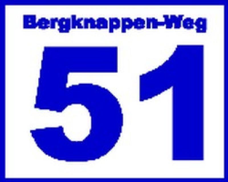 Bergknappen-Weg RWF 51