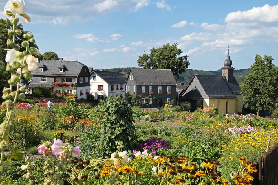 TI Rennsteigregion im Frankenwald -