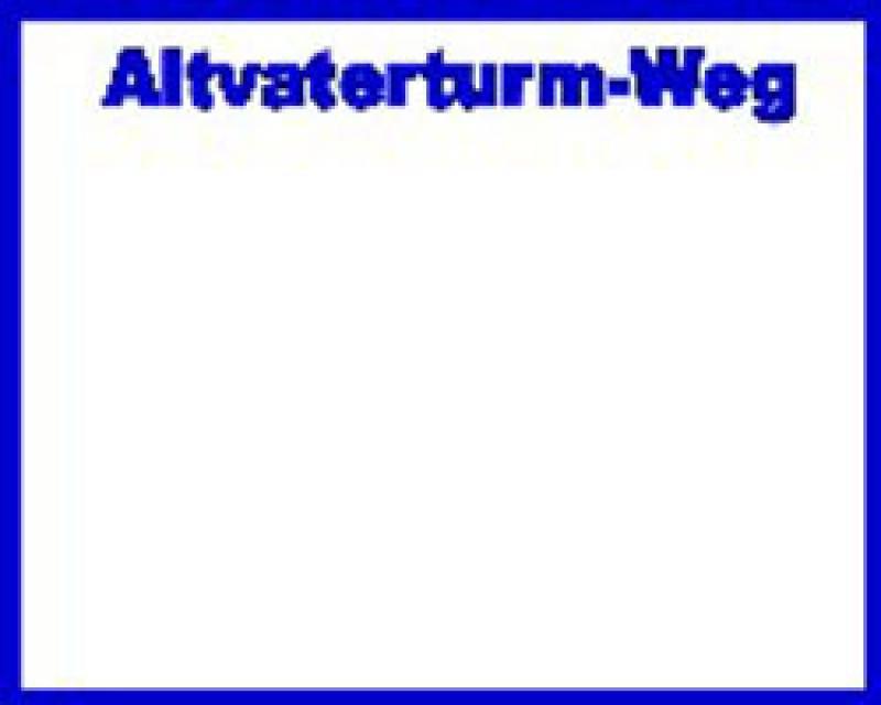 Altvaterturm-Weg