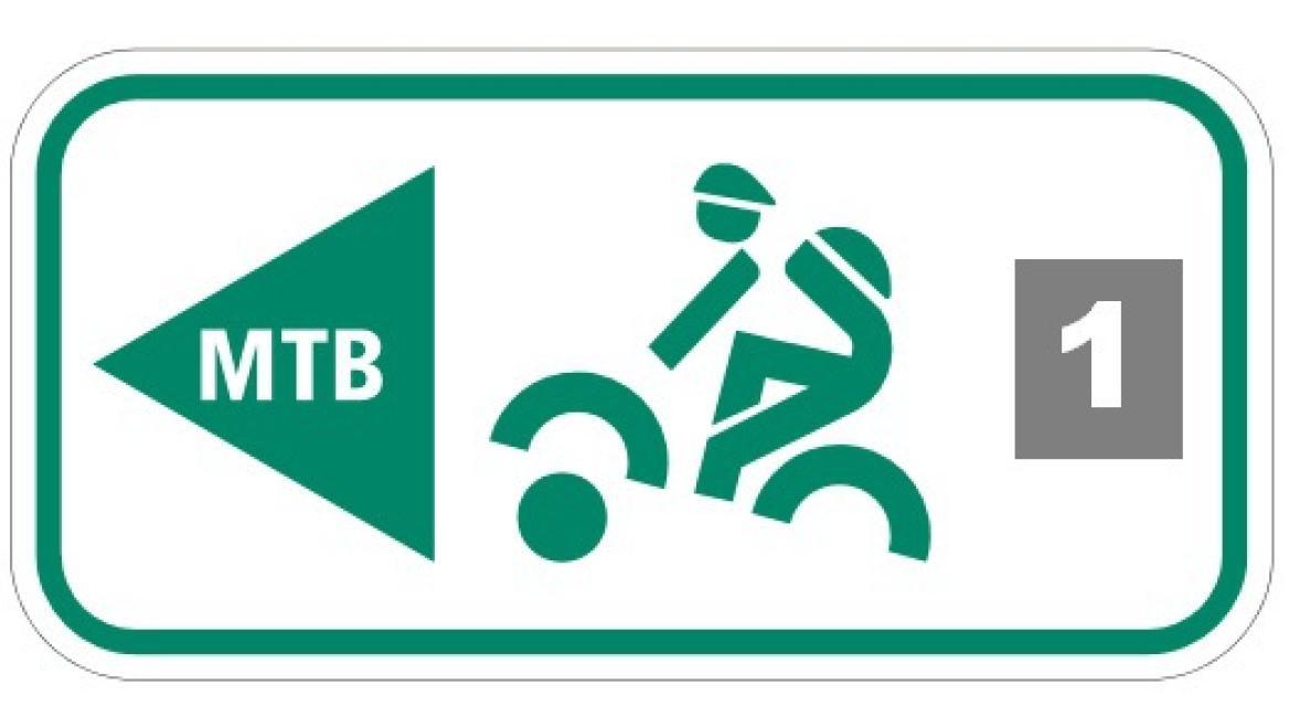 Mountainbike 1 Rennsteig-Region NORD