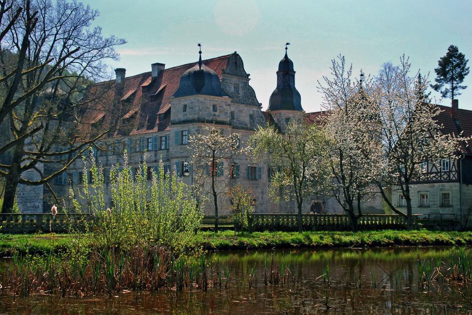 Frankenwald-Radltour ab Kulmbach