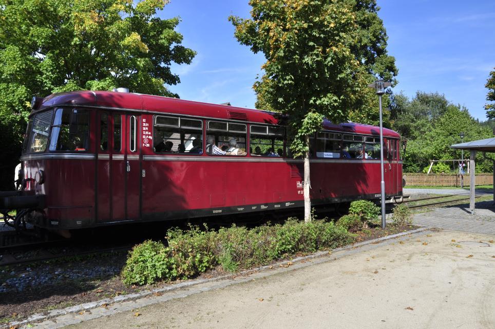 Frankenwald-Radltour 5. Etappe Steinwiesen - Bad Steben