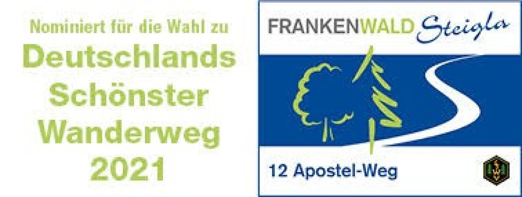FrankenwaldSteigla 12-Apostel-Weg