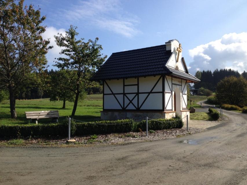 FrankenwaldSteigla Durchs Rehbachtal