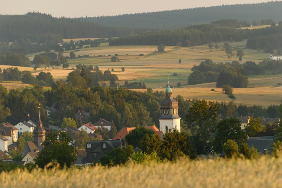 FrankenwaldSteigla Flaserkalk-Steig