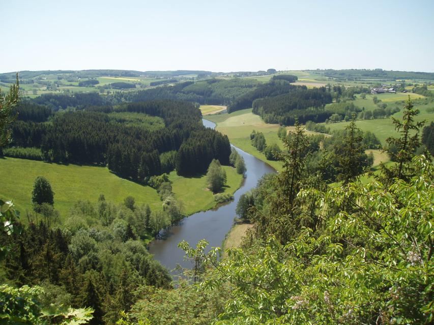 FrankenwaldSteigla Petersgrat