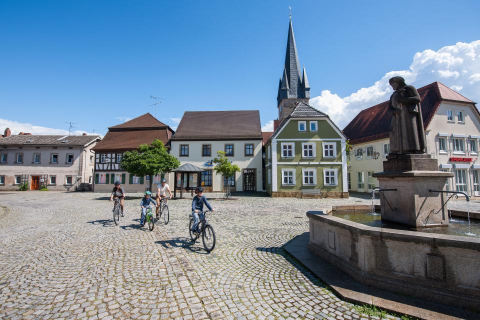 Marktplatz Baunach