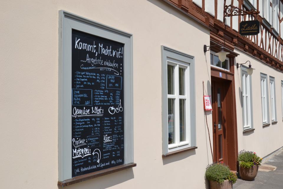 Dorfladen Burgpreppach