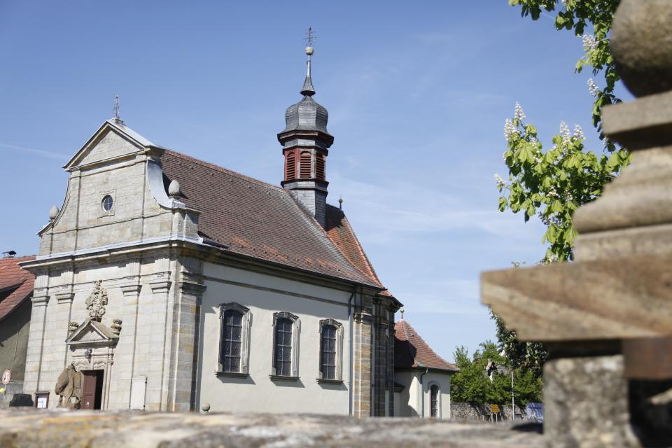 Dorfensemble in Leuzendorf