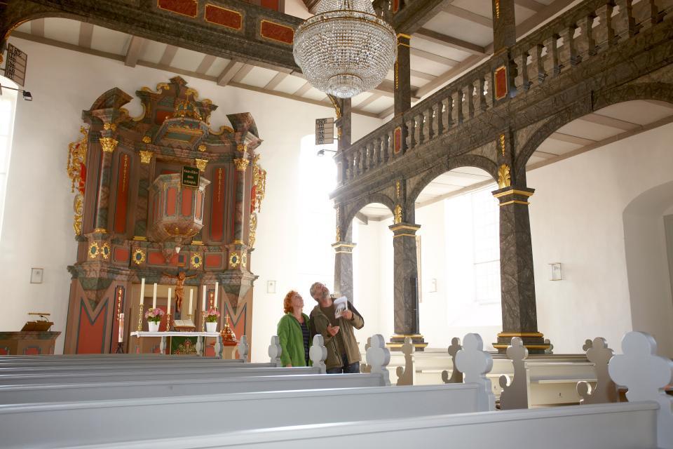 Kirche Maroldsweisach