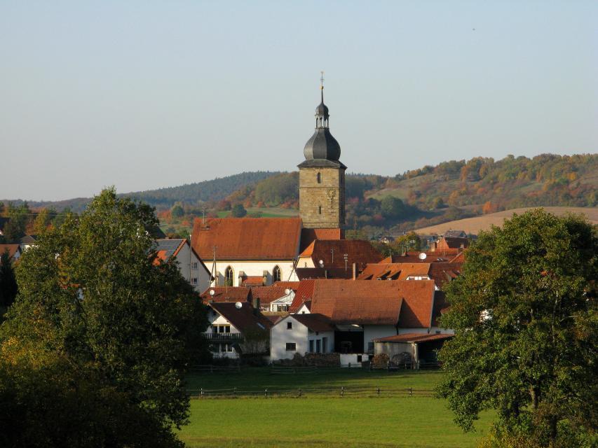 Gemeinde Pfarrweisach