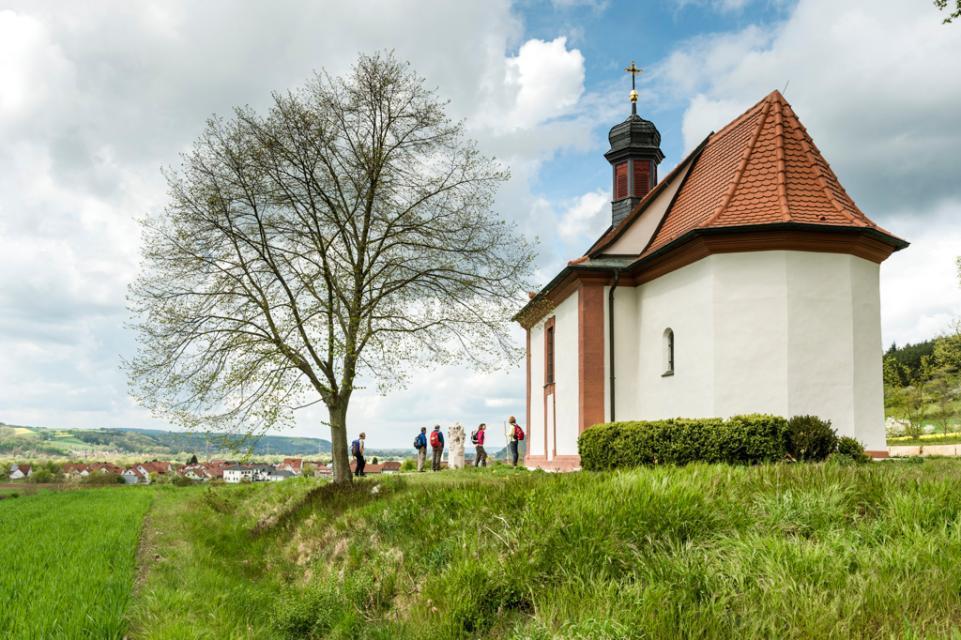 Annakapelle Stettfeld