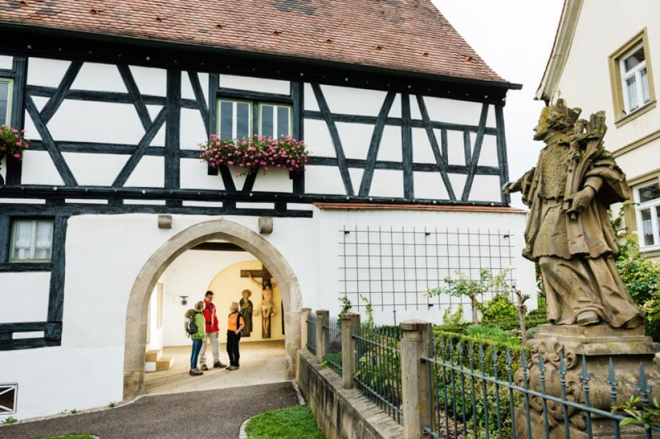 Fachwerkromantik in Stettfeld