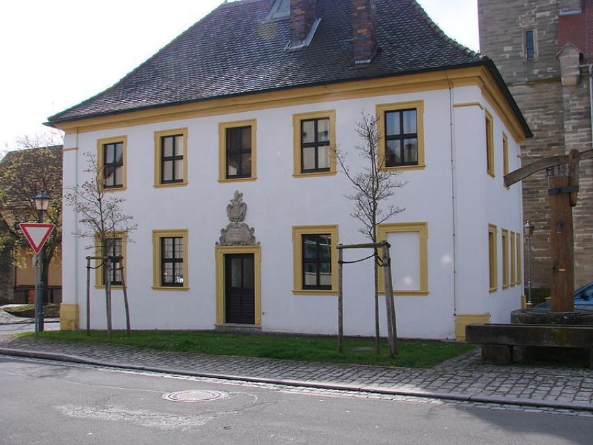 Rathaus Obertheres